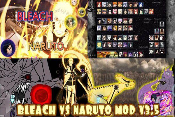 Game Bleach vs Naruto 3.5 – Cập nhật nơi chơi miễn phí 2021